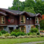 Pucon, Hotel Landhaus